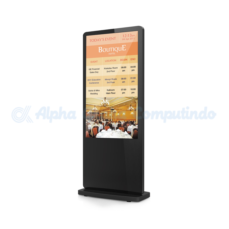 Goodview   49-inch Digital AD Display Floorstand