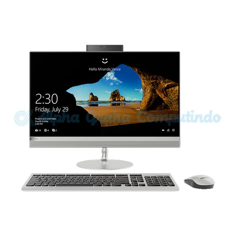 Lenovo   AiO 520-24ICB i7 8GB 2TB [F0DJ0010ID/Win10] Grey