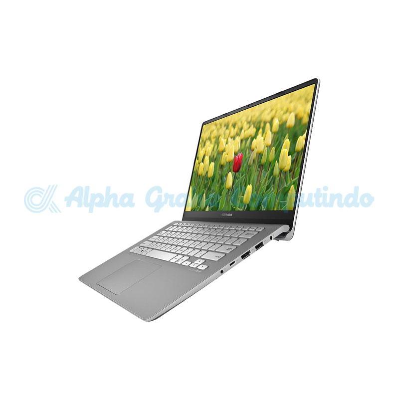 Asus VivoBook S430FN-EB524T i5-8265U 8GB 1TB+256GB MX150 2GB [Win10] Gun Metal