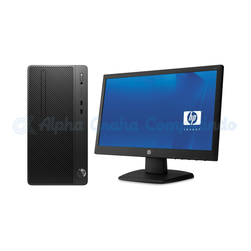 HP     280MT G4 i3 4GB 1TB [4MD72PA/Dos]