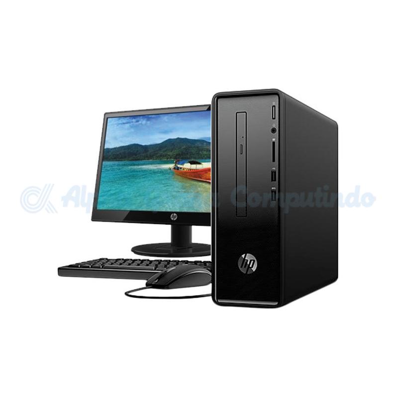 HP  Slimline Desktop 290-P0038L G5400 4GB 1TB DOS [3JV92AA]