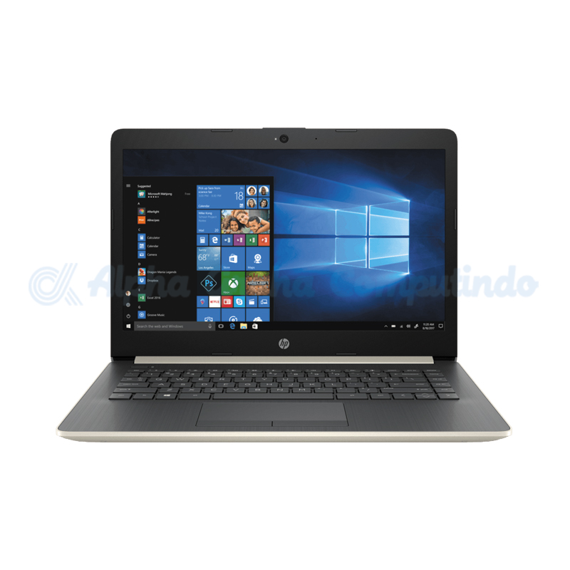 HP  Pavilion 14-ck0011TU N4000 4GB 1TB Gold [4LD72PA/Win10 Home]