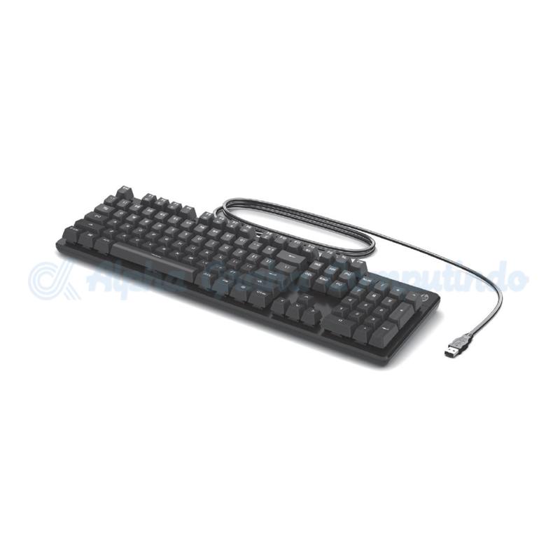HP  Backlit USB Mechanical Keyboard [4RV35AA]