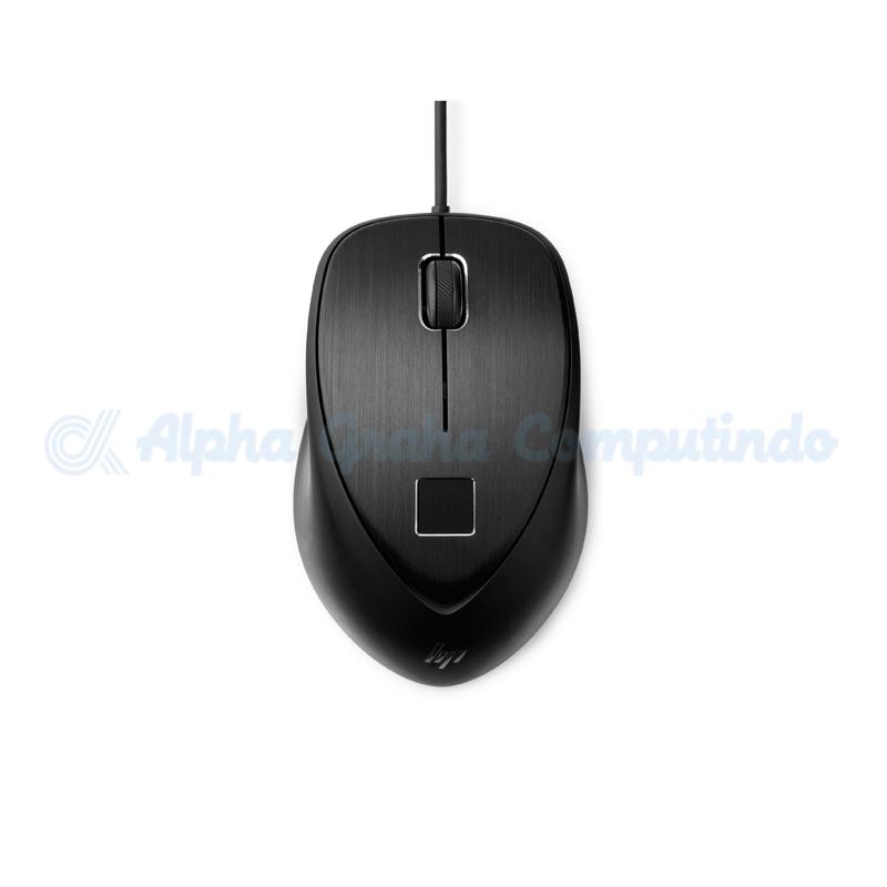HP  USB Fingerprint Mouse [4TS44AA]