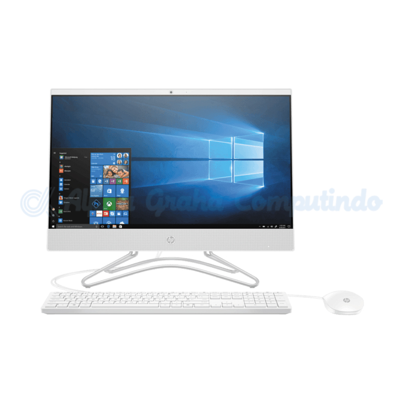HP  All-in-One 22-b402d i3-7100U 4GB 1TB [6DU25AA/Win10 Home]