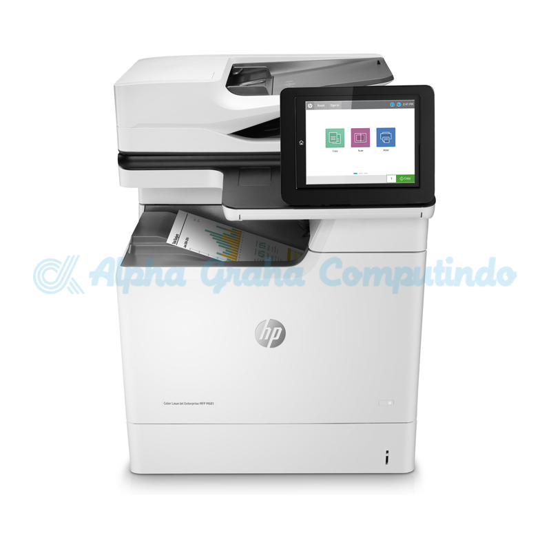 HP Color LaserJet M681dh [J8A10A]