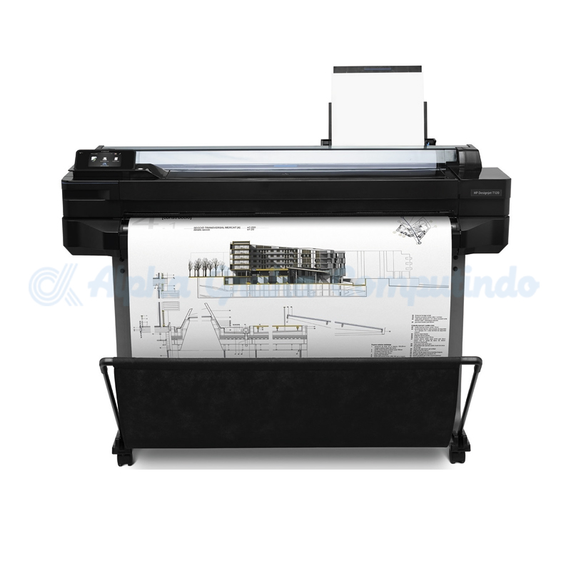 HP  Designjet T120 24-in with Stand [CQ891C]