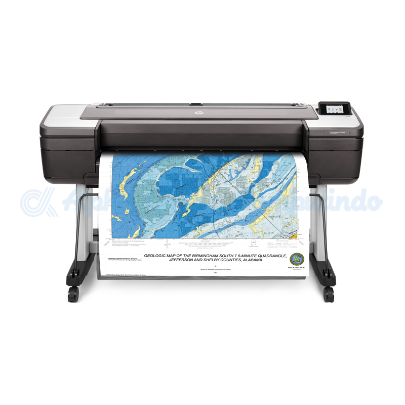 HP Designjet T1700 44-in DR Postscript Printer [1VD88A]