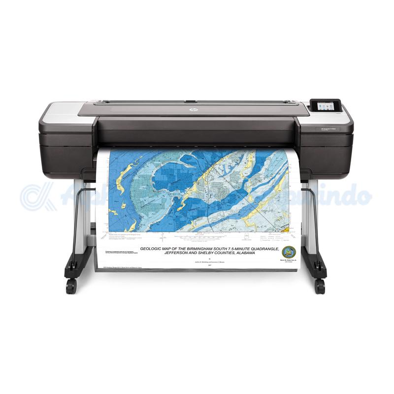 HP  Designjet T1700 44-in Dual Roll Printer [W6B56A]