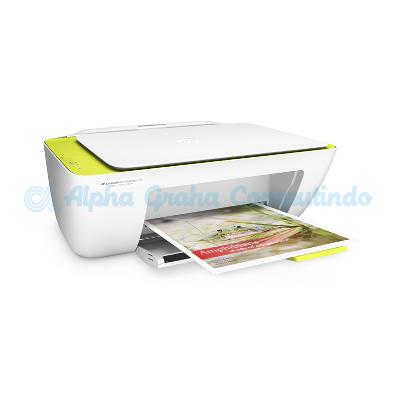 HP DeskJet Ink Advantage 2135 All-in-One Printer [F5S29B]