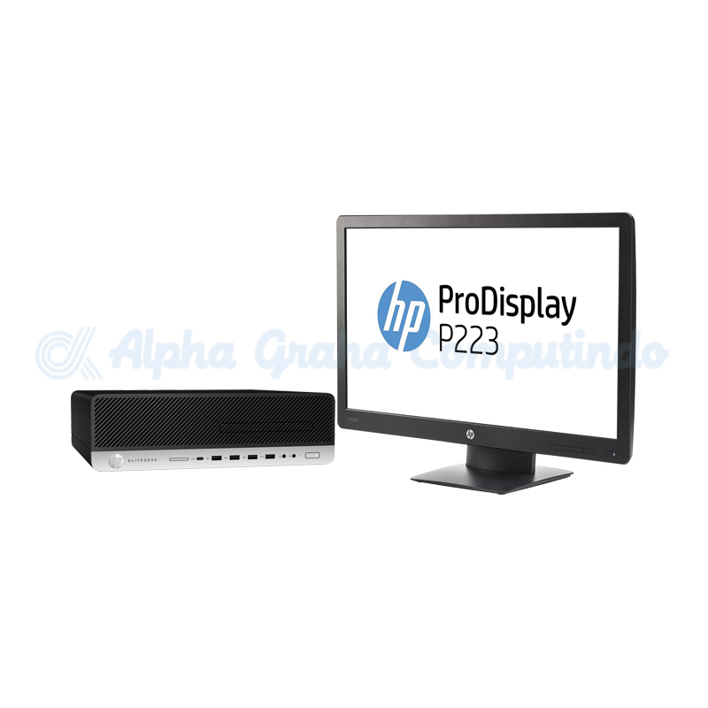 HP  EliteDesk 800 G4 SFF i5-8500 4GB 1TB 21.5-inch [5FS95PA/Win10 Pro]