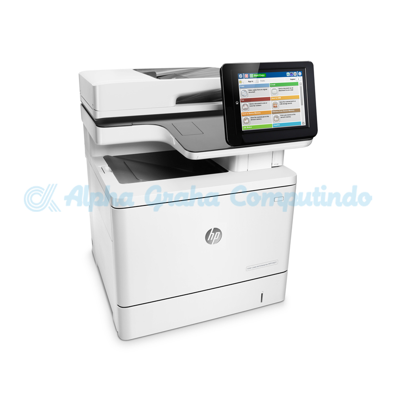 HP LaserJet Enterprise 500 color MFP Flow M577z [B5L48A]
