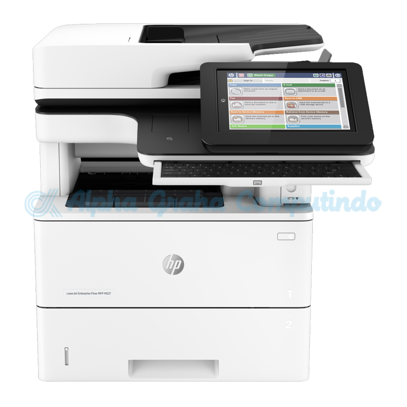 HP LaserJet Enterprise Flow MFP M527z [F2A78A]