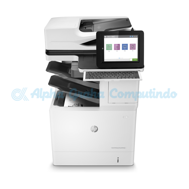 HP LaserJet Enterprise Flow MFP M632z [J8J72A]