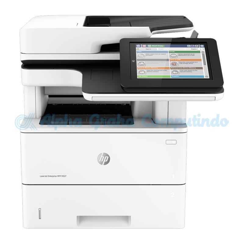 HP LaserJet Enterprise MFP M527f [F2A77A]