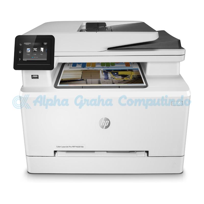 HP LaserJet Pro 200 Color MFP M281fdn [T6B81A]