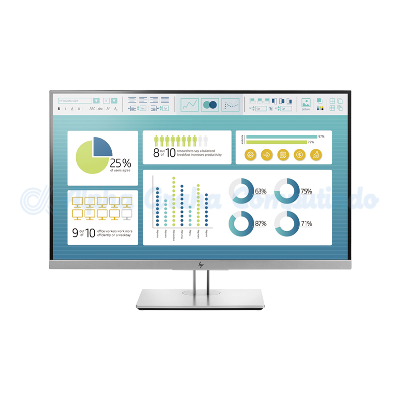HP  EliteDisplay E273 27-inch Monitor [1FH50AA]