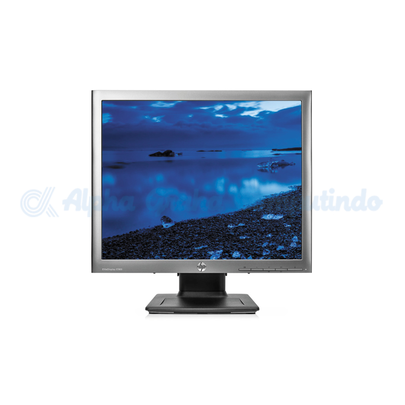HP  EliteDisplay E190i 18.9-inch LED Backlit IPS Monitor [E4U30AA]