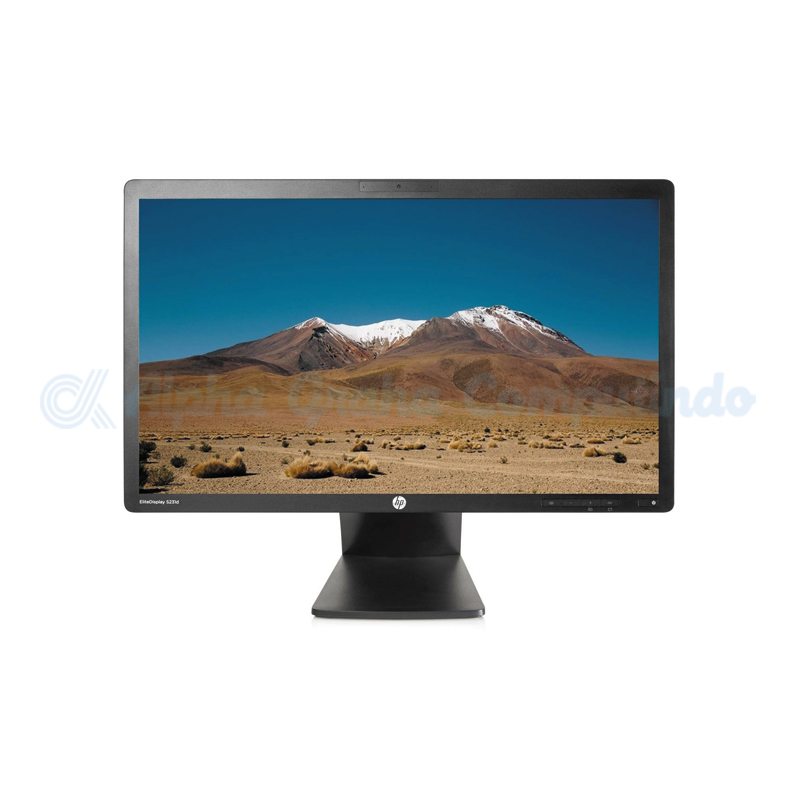 HP  EliteDisplay S231d 23-inch IPS LED Notebook Docking Monitor [F3J72AA]
