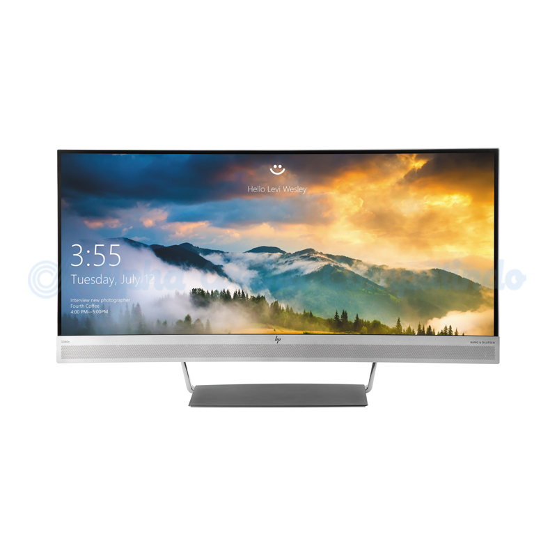 HP   EliteDisplay S340c 34-inch Curved Monitor [V4G46AA]