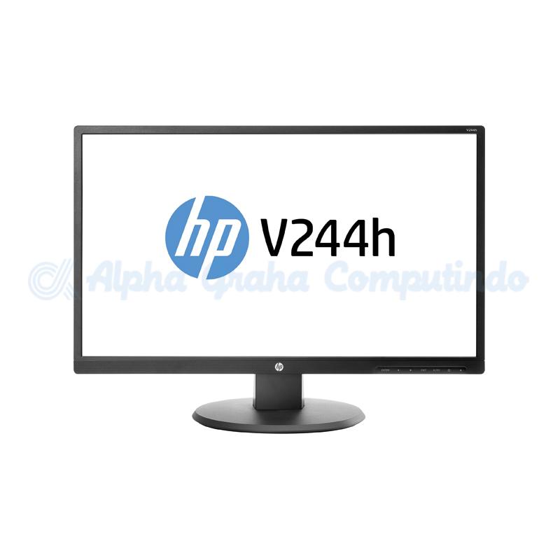 HP  V244h 23.8-inch Monitor [W1Y58AA]