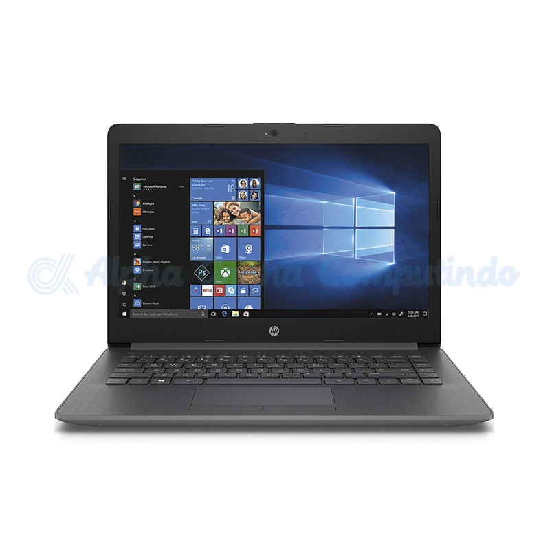 HP  Notebook 14-cm0066au A9-9425 4GB 1TB 14.0-inch [4PC59PA/Win10] Jack Black
