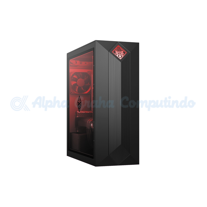 HP OMEN Obelisk Desktop PC 875-1089d i7-9700K 256GB+2TB 16GB RTX2060 Windows 10 Pro [7KK76AA]