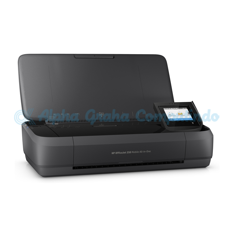 HP OfficeJet 250 Mobile All-in-One Printer [CZ992A]
