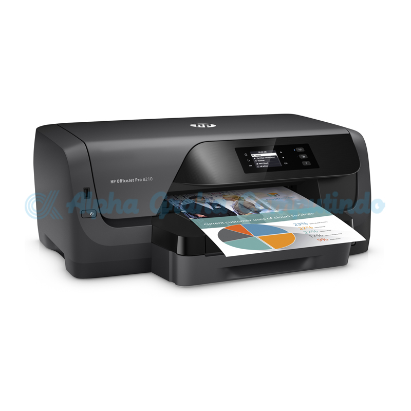 HP OfficeJet Pro 8210 Printer [D9L63A]