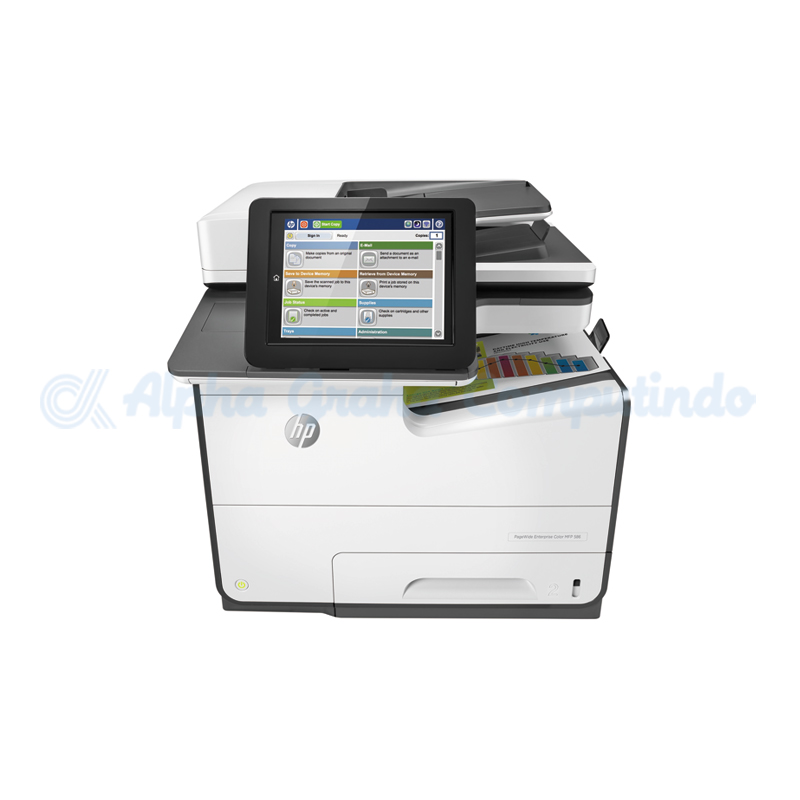 HP  PageWide Enterprise Color MFP 586f [G1W40A]