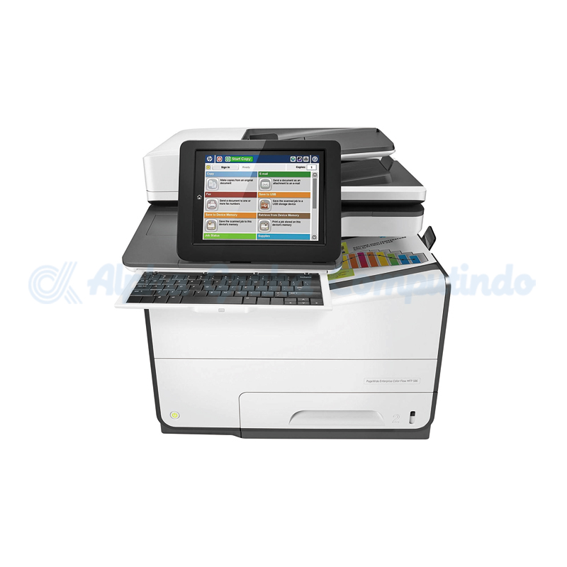 HP  PageWide Enterprise Color MFP 586z [G1W41A]