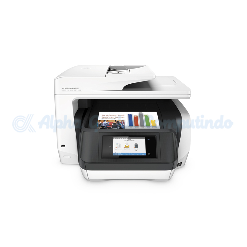HP  Officejet Pro 8730 e-All- in-One [D9L20A]