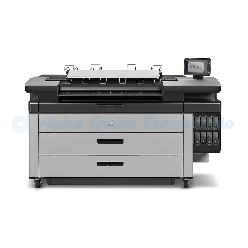 HP   PageWide XL 5100 40-in Multifunction Printer [2RQ20A]