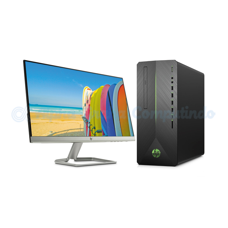 HP  Pavilion Desktop 690-0017d i7-8700 8GB DDR4 2TB+128G Nvidia GTX1060 [4EB06AA/Win10]