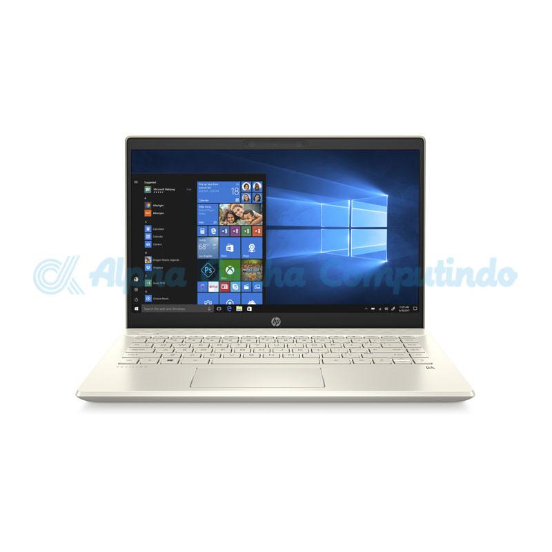 HP Pavilion 14-ce3012TX i7-1065G7 8GB 512GB SSD MX250 [8LX49PA/Win10] Gold