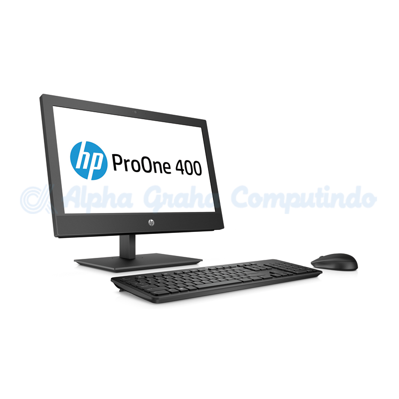 HP  ProOne 400 G4 20-inch All-in-One i5-8500T 4GB 1TB [5DD42PA/Win10 Pro]