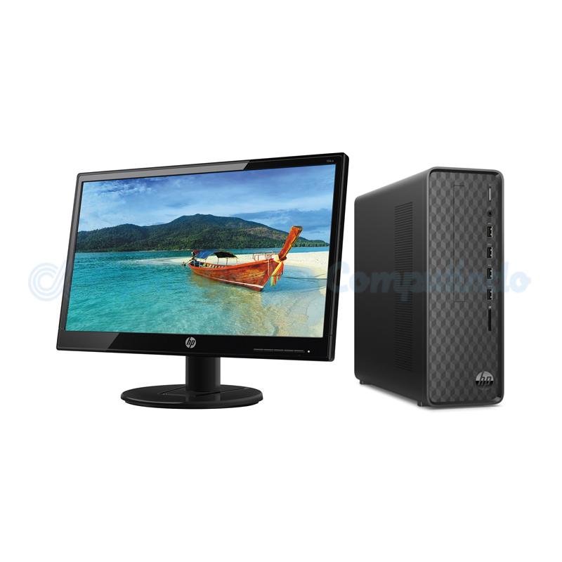 HP  Slim Desktop S01-pD0114d i3-8100 4GB 512GB [7XD33AA/Win10]