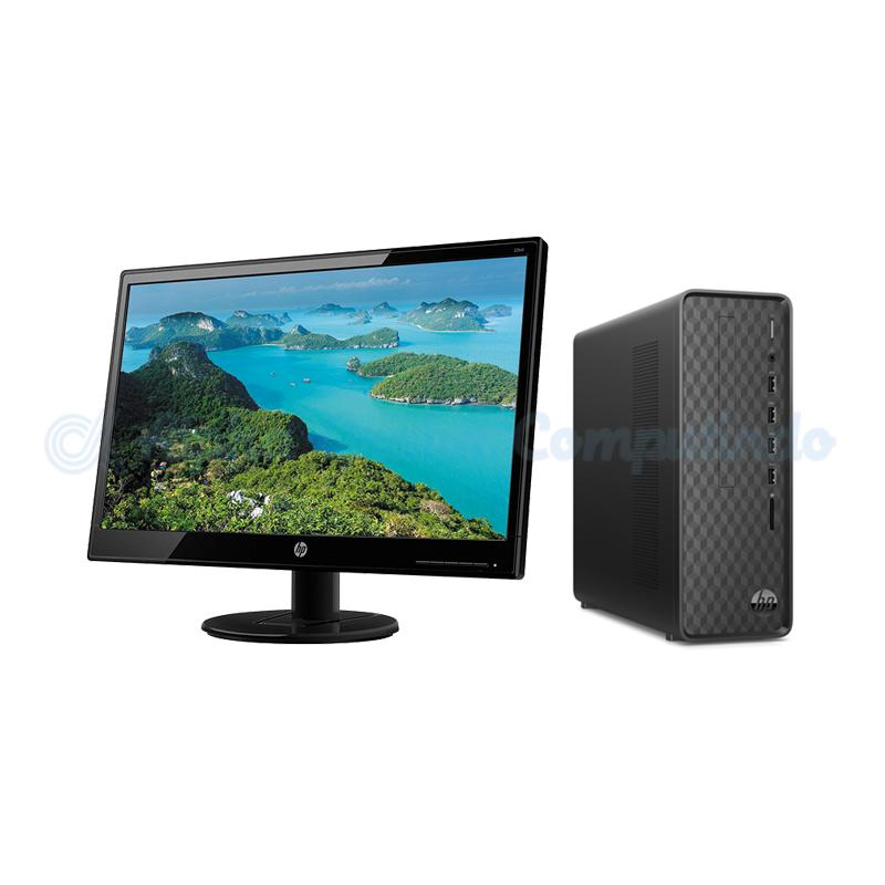 HP Slim Desktop S01-pD0107d i5-8400 4GB 1TB GT730 [7XD26AA/Win10]