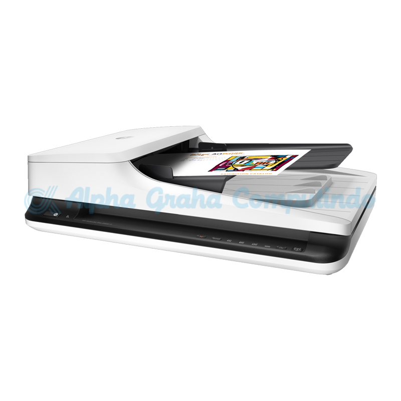 HP ScanJet Pro 2500 f1 Flatbed Scanner [L2747A]