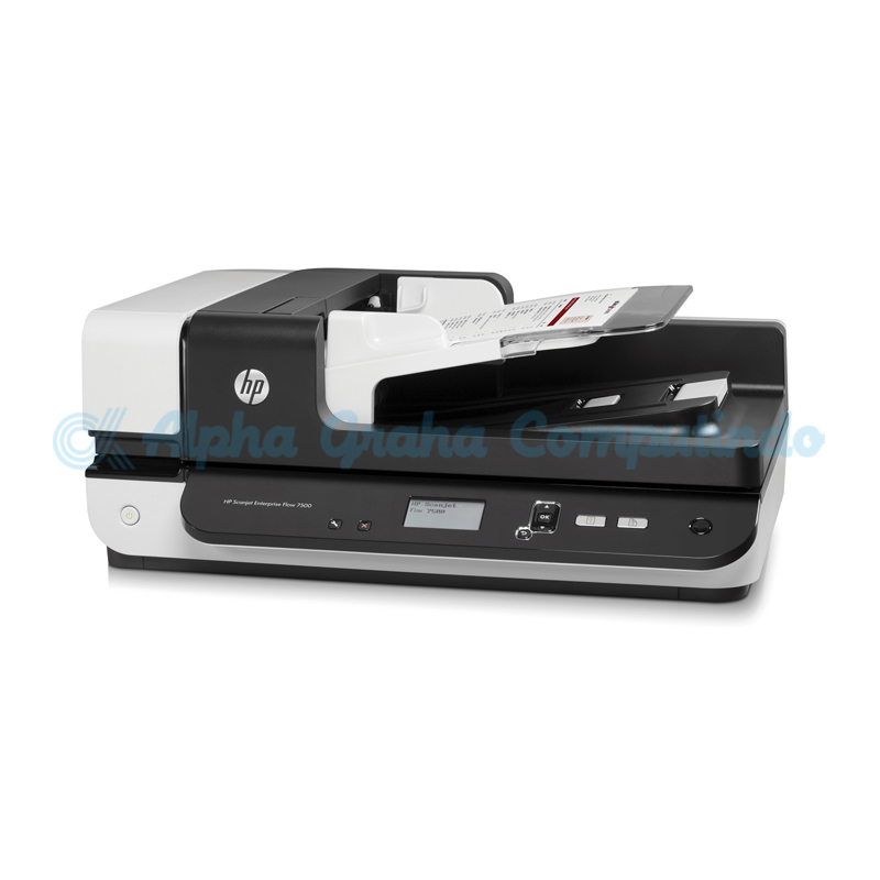 HP Scanjet Enterprise Flow 7500 Flatbed Scanner [L2725B]