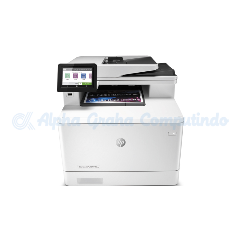 HP   Color LaserJet Pro MFP M479fnw [W1A78A]