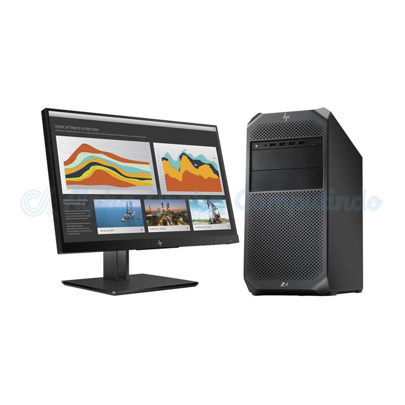 HP Z4 G4 Xeon W-2123 8GB 1TB Quadro P620 21.5-inch [5LU30PA/Win10 Pro]