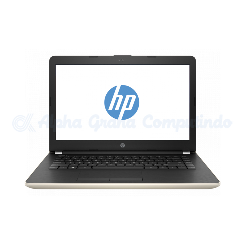 HP HP Notebook 14-cm0075au Ryzen5-2500U 4GB 1TB+128SSD Win10 Gold [4RJ29PA]