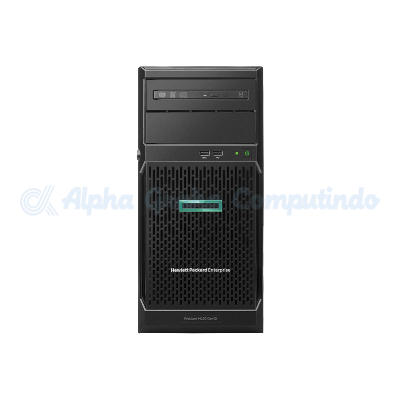 HPE    ProLiant ML30 Gen10 Xeon E-2124 16GB 2TB 3/3/3 Years [P06785-375]