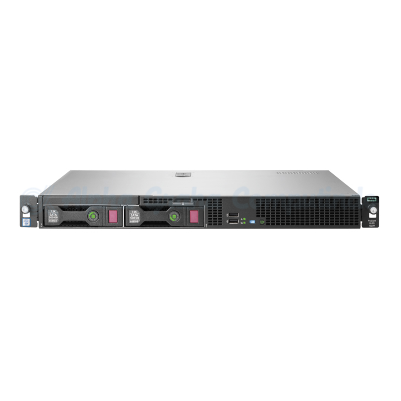 HPE ProLiant DL20 Gen9 Intel Xeon E3-1240v5 Quad-Core [823562-B21]