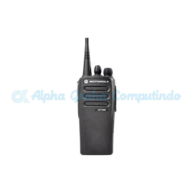 Motorola  HT XIR P3688 136-174MHZ 5W ND