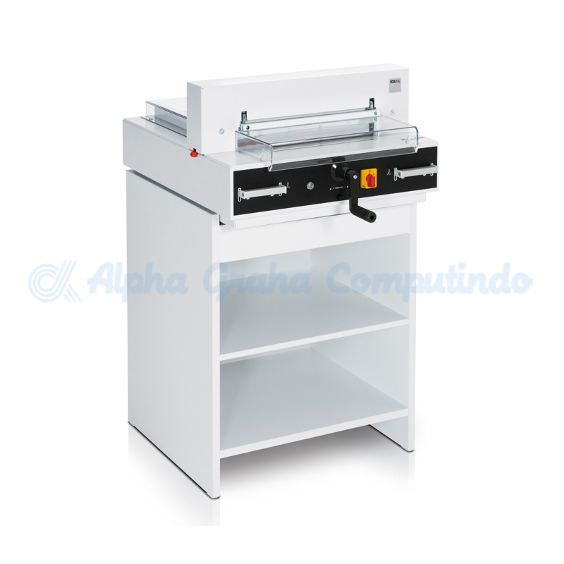 Ideal  Paper Cutter 4350 + Cabinet