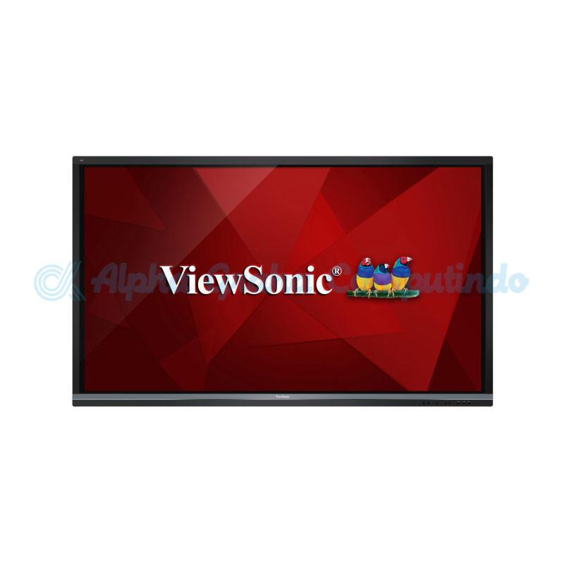VIEWSONIC   IFP8655-2 Interactive Flat Panel 86 Inch