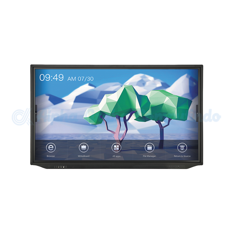 INFOCUS JTouch Plus 86-inch 4K Anti-Glare Display with Android for K-12 [INF8633e]