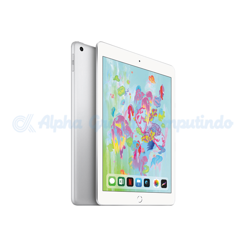 APPLE  iPad 6th Gen 9.7 Wifi 32GB Silver [MR7G2PA/A]